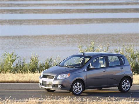 2009 chevrolet aveo car wallpapers 08 of 28