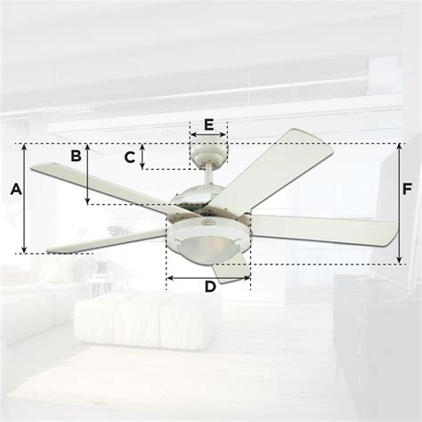 Ceiling Fans Winter Mode by 7255700 Bendan 52 Inch Satin Chrome Indoor Ceiling Fan