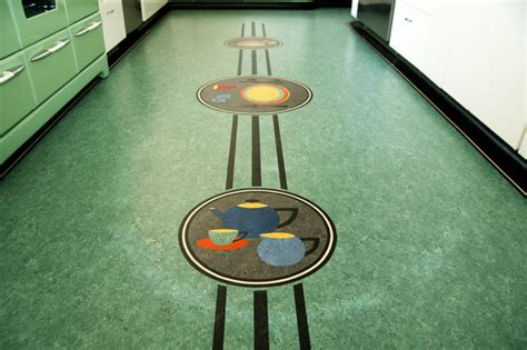 art deco flooring art deco eclectic kitchen los angeles by crogan