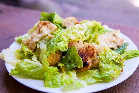 recipe for caesar salad caesar salad with homemade caesar dressing recipe