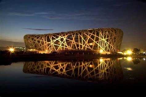 birds nest beijing chinese national stadium e architect