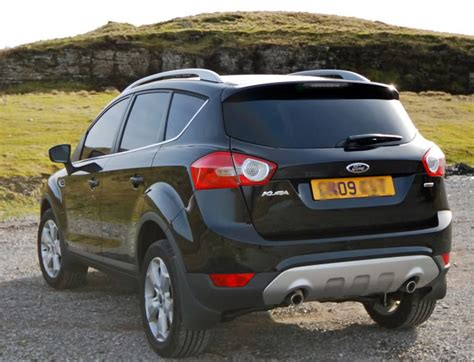 Northton Ford by Black Ford Kuga