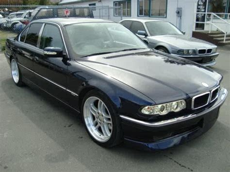 how make cars 1995 bmw 7 series electronic toll collection xtrodinary1 1995 bmw 7 series740i sedan 4d specs photos modification info at cardomain