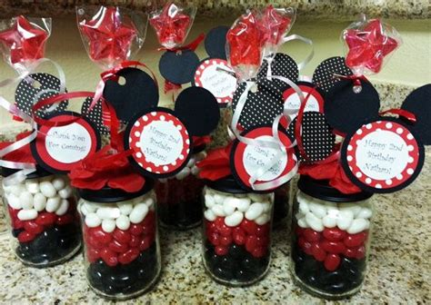 mickey mouse wedding favors ideas mickey mouse favors baby food jar favor