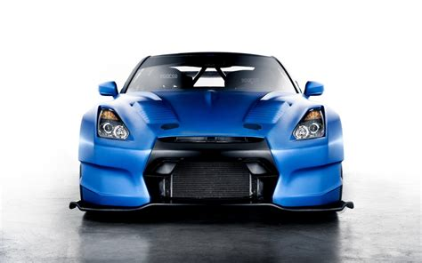 nissan blue car nissan gt r blue car wallpaper 1920x1200 17556