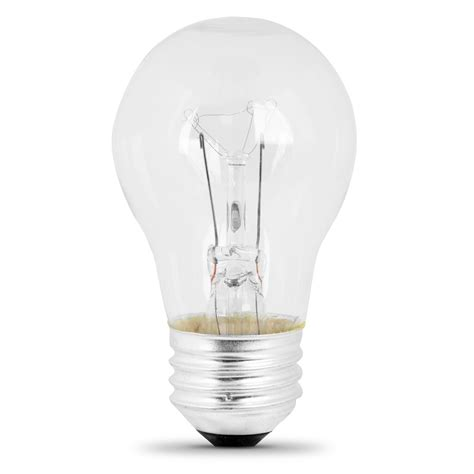 specialty incandescent light bulbs 25 watt soft white incandescent a15 feit electric