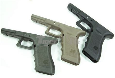 Barracks Airsoft Guarder Magazine Catch For Ksc Glock guarder enhanced kits for marui g17 airsoft tiger111hk area