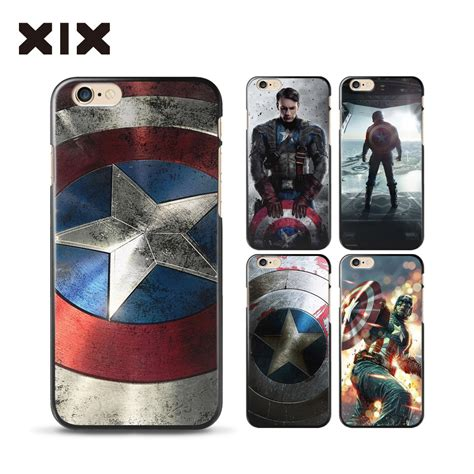 Iphone 5 5s 4 4s Iron Captain America Soft Silicon Cover for coque iphone 5s 4 4s 5 5c 6 6s captain america pc cover 2016 new arrivals for