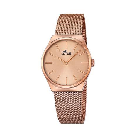 Montre maille milanaise plaqué or rose   16 montres à bracelet en maille milanaise pour se