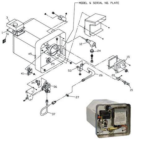 suburban rv water heater wiring diagram suburban get