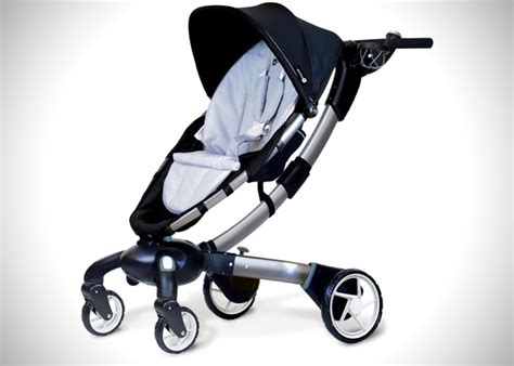 Baby Origami Stroller - origami power folding stroller by 4moms hiconsumption