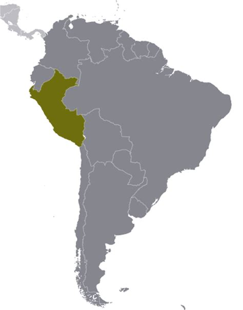south america map distances peru map driving directions and maps