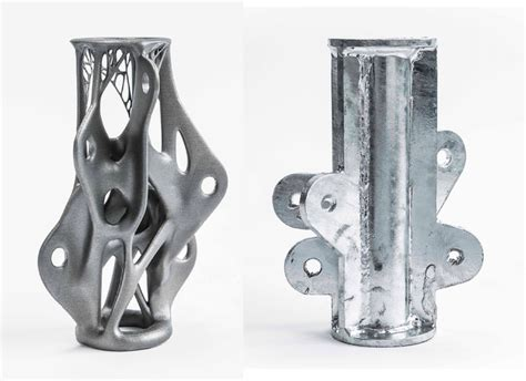 design for additive manufacturing element transitions and aggregated structures arup pioneers 3d printing of structural steel nodes