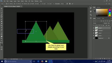 material design wallpaper maker photoshop tutorial how to make simple material design
