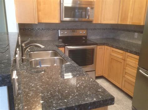 17 best ideas about blue pearl granite on blue countertops granite and beige