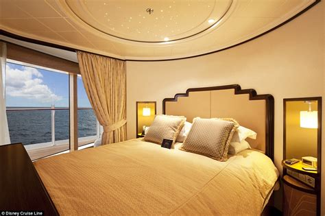 cruise ship bedroom cunard line and crystal cruises luxury suites revealed in