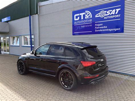 Felgen Audi Q5 by Audi Q5 Typ 8r 8r1 Galerie By Gt Automotive Gmbh Co Kg