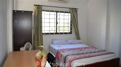 1 bedroom studio apartment for rent in daun penh