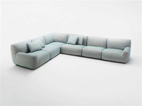 Welcome Corner Sofa Aqua Collection By Paola Lenti Design