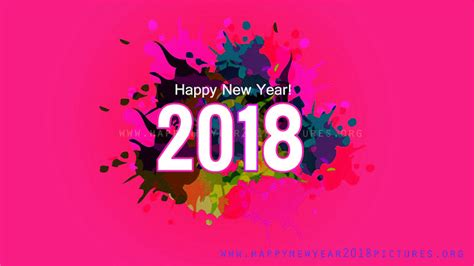 when is the new year in 2018 happy new year 2018 photos