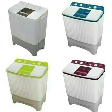 Harga Dan Merk Mesin Cuci daftar harga mesin cuci 2 tabung terbaru all merk april