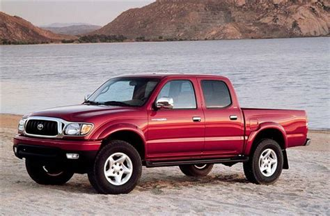 1996 toyota tacoma review used vehicle review toyota tacoma 1996 2004