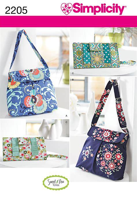 sewing pattern handbag simplicity handbag purse shoulder bag sewing pattern ebay