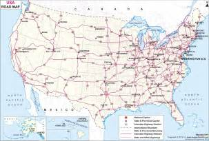 road maps of the united states best photos of free printable us road map printable