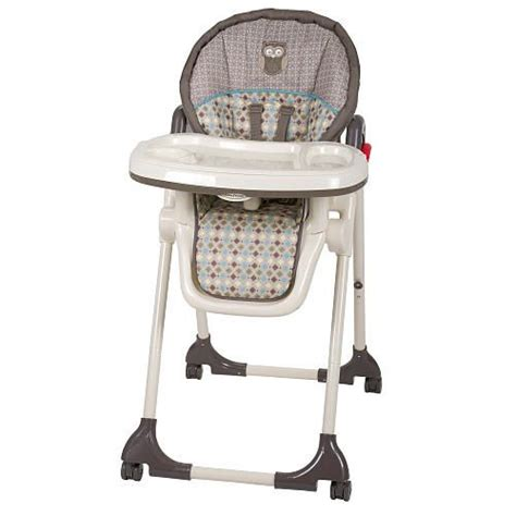 baby trend tempo high chair moonlight