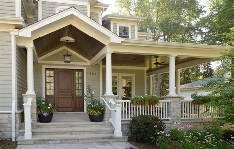 exterior home innovation design innovative front porch candles mode chicago traditional