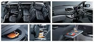 Mitsubishi Grandis Interior Grandis Interior