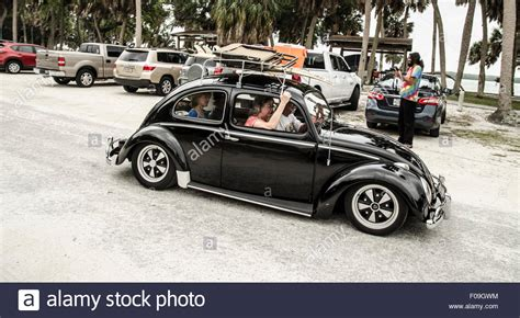 black volkswagen bug black volkswagen bug with roof rack at vw s the