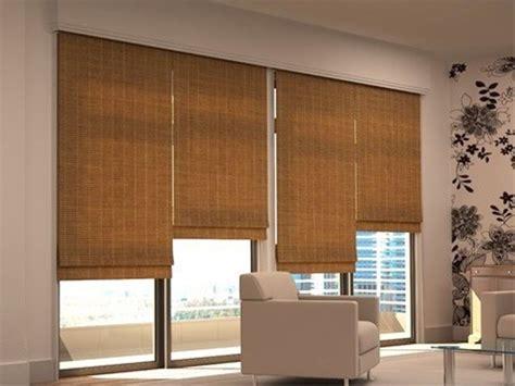 cortinas de bambu cortinas romanas de bamb 250 ex 243 ticas y elegantes