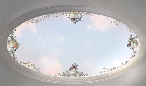 Ceiling Painting by Rainer Latzke Ceiling Paintings