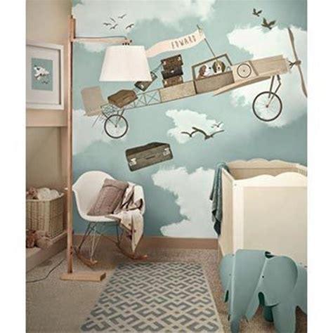 Decoration Plafond Chambre Bebe