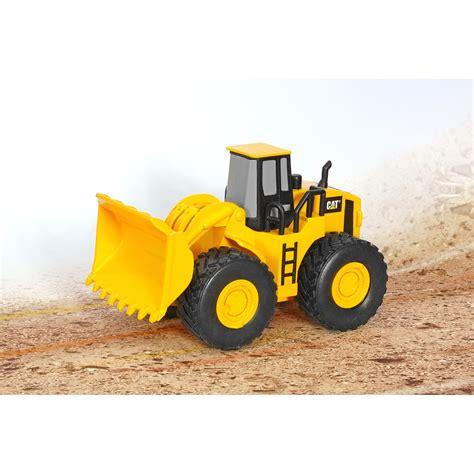 caterpillar rev it up wheel loader