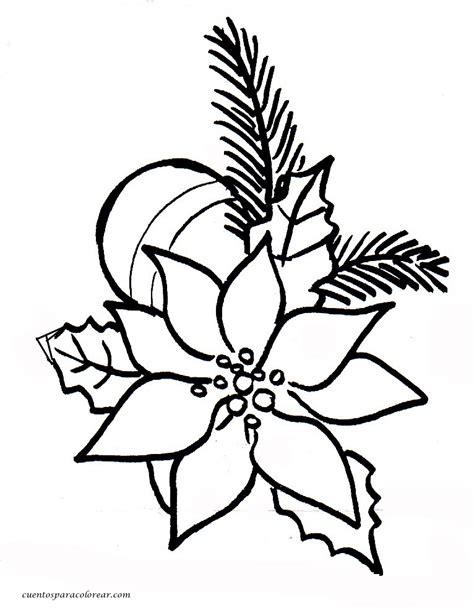 imagenes de pascuas navideñas para dibujar dibujos para colorear adornos navide 241 os