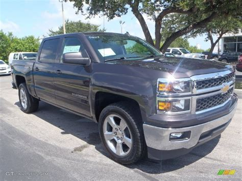 2014 tungsten metallic chevrolet silverado 1500 lt crew cab 83206564 gtcarlot car color