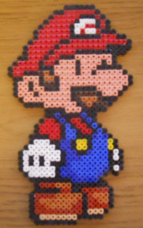 mario kart hama 10 images about perler on disney