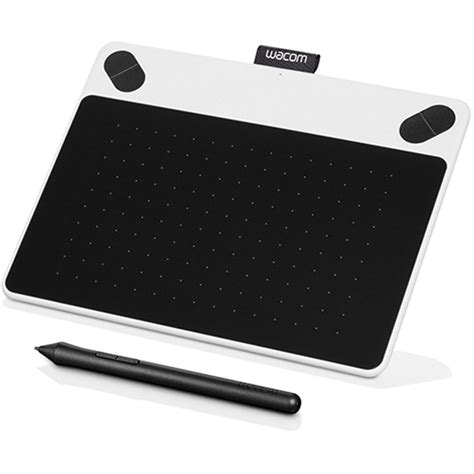 Drawing Tablet by Wacom Intuos Draw Creative Pen Tablet Small White