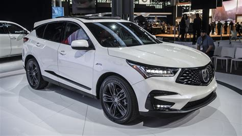 Acura Rdx 2019 Vs 2020 by 2019 Acura Rdx Vs The Competition