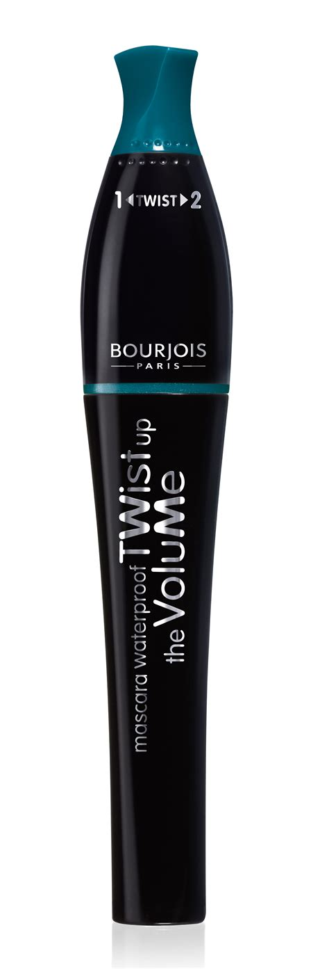 Bourjois Up The Volume Mascara Expert Review by Bourjois Twist Up The Volume Mascara Q8 Mango