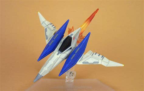 Arwing Papercraft - tomyarts mkc arwing ver 2 by lalam24 on deviantart
