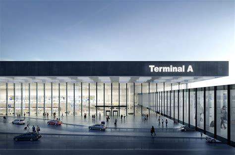 pier a terminal kaan architecten designs glassy new terminal for amsterdam