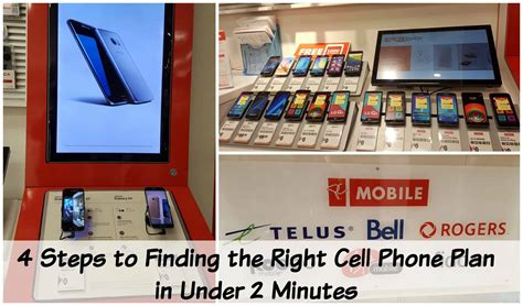 4 steps to finding the right cell phone plan in 2 minutes miss kate