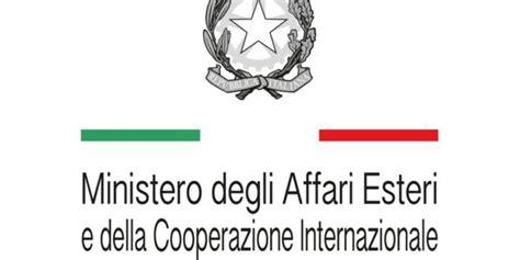 consolato italiano a los angeles un impiegato al settore segreteria archivio contabile