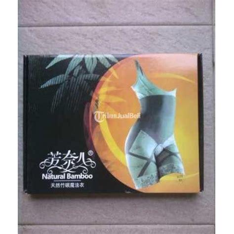 Harga Bamboo Slimming Suit bamboo taiwan slimming suit baju pelangsing