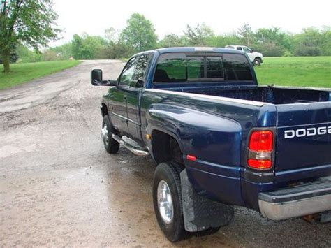 how does cars work 2001 dodge ram 3500 electronic valve timing sell used 2001 dodge cummins 4x4 3500 dually quad cab 5 9 diesel puller updated vp44 pump in