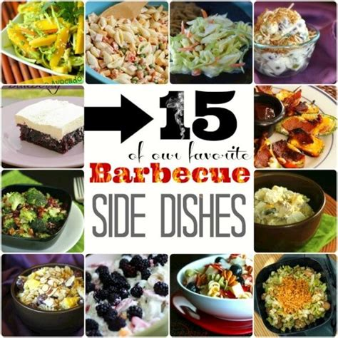 feature friday 15 barbecue side dishes favorite family recipes