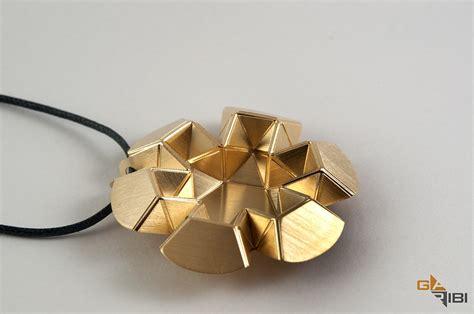 making origami jewelry beautiful origami jewelry